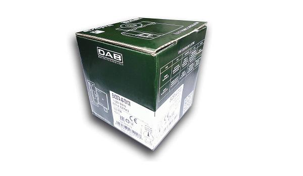 carton du Circulateur électronique DAB