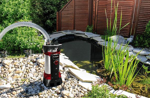 Pompe d'évacuation pour eaux chargées Aquasensor