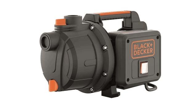 Pompe auto-amorçante 600 W Black et Decker