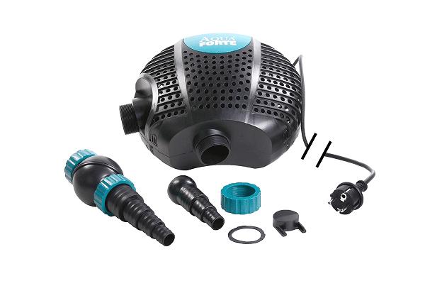 AquaForte O-Plus 20000 Pompe de Filtre/Bassin 200 W