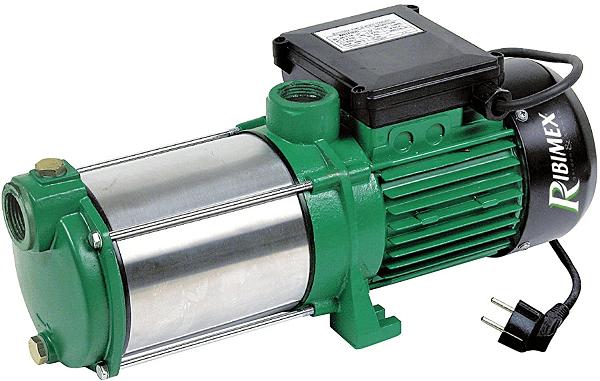 Pompe de surface multicellulaire auto-amorçante à 5 turbines